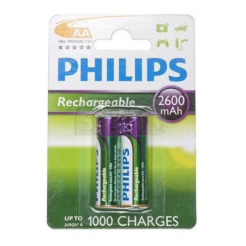Akumulator Philips R6B2A260/10 AA 2700mAh
