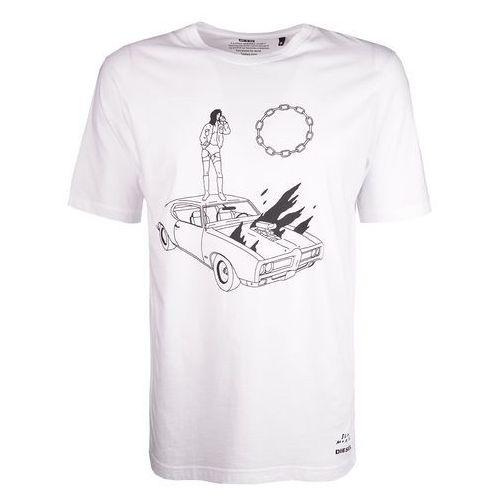 """Diesel t-shirt """"t-just-sj"""" (8055192252944)"""