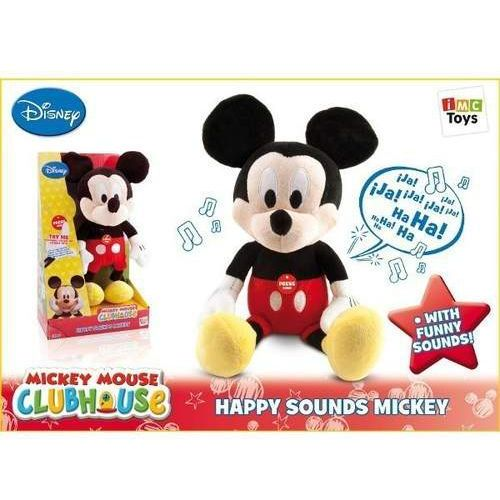 Disney, Myszka Mickey, zabawka interaktywna