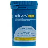 Kapsułki BICAPS MSM Siarka organiczna Metylosulfonylometan MSM ForMeds