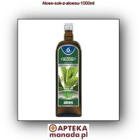 Aloes sok z aloesu - - 1000 ml (5905094645240)