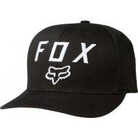 Czapka z daszkiem fox legacy moth 110 black