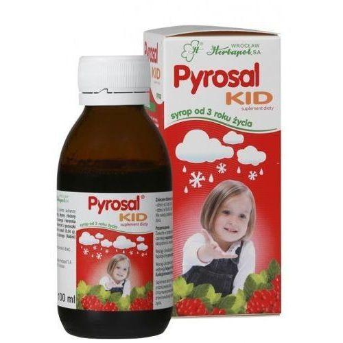 Pyrosal kid syrop 100ml Herbapol wrocław