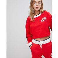 Nike Archive Reversible Sweatshirt In Red - Red