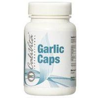 Garlic Caps Calivita (100 kapsułek - masa netto: 61 g) Czosnek na odporność