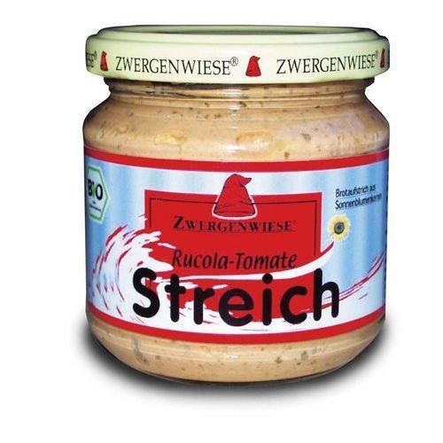 Zwergenwiese : pasta słonecznikowa z rucolą i pomidorem bio - 180 g