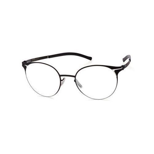 Ic! berlin Okulary korekcyjne m1307 filo k. black