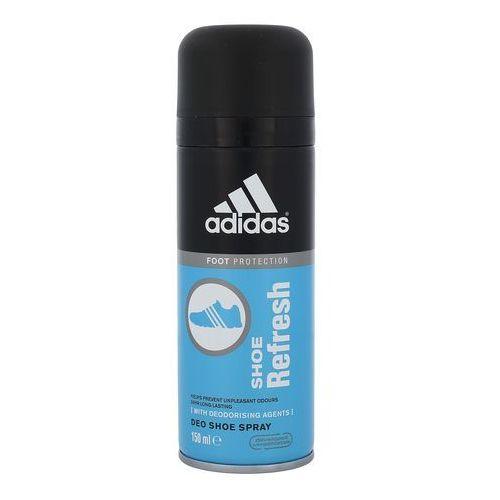 Adidas Shoe Refresh spray do stóp 150 ml dla mężczyzn - Znakomity rabat