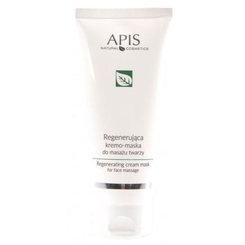 Regenerating cream mask for face massage regenerująca kremo-maska do masażu twarzy (53615) Apis - Promocja