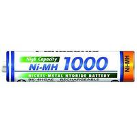 akumulatorki Panasonic R03 AAA Ni-MH 1000mAh - 1 sztuka, BK-4HGAE/BF1