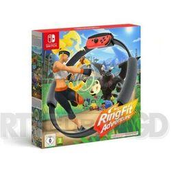 Nintendo Ring fit adventure gra switch nintendo