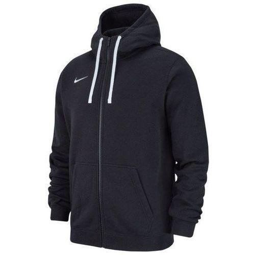 Bluza męska z kapturem hoodie fz flc tm club19 aj1313-010 marki Nike