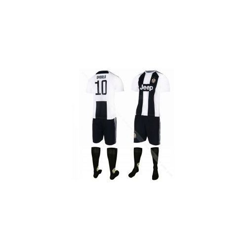 8d436daee2161f DYBALA JUVENTUS - komplet piłkarski - koszulka, spodenki + skarpety BS SPORT