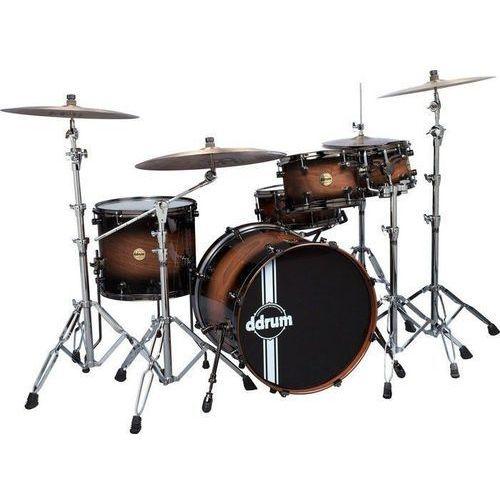 Ddrum paladin walnut player nb - akustyczny zestaw perkusyjny