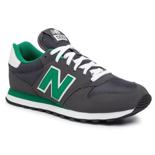Sneakersy - gm500trw szary marki New balance