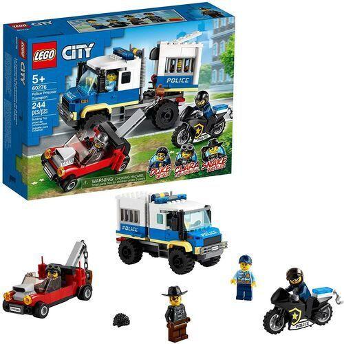 Lego CITY Konwój 60276