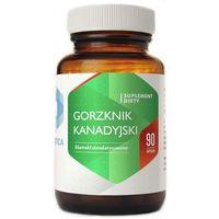 Gorzknik kanadyjski 90 kaps – odporność, naturalny antybiotyk – HEPATICA