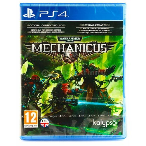 Warhammer 40,000 Mechanicus (PS4)