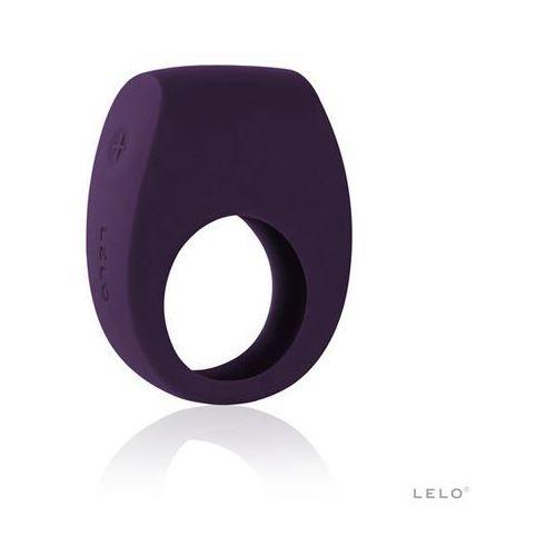 Pierścień wibrujący na penisa - Lelo Tor 2 fioletowy