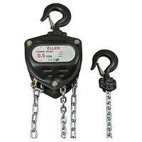 ELLER Chainhoist 500kg, 3m - wciągarka łańcuchowa, kup u jednego z partnerów