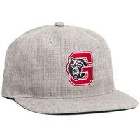 czapka z daszkiem GRIZZLY - North Field Snapback Grey (GRY)