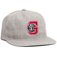 czapka z daszkiem GRIZZLY - North Field Snapback Grey (GRY) rozmiar: OS