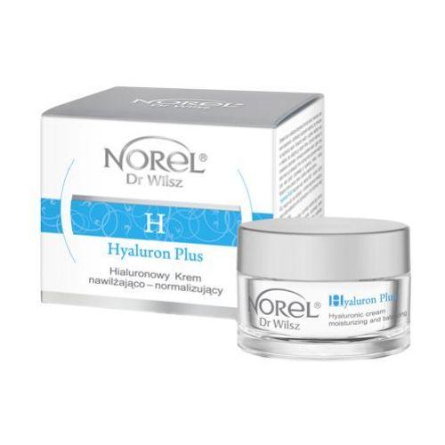 Norel (dr wilsz) hyaluron plus hyaluronic cream moisturizing and balancing hialuronowy krem nawilżająco - normalizujący (dk214)