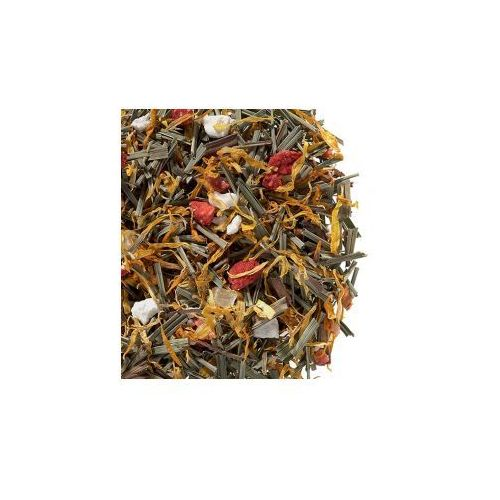 Herbata ziołowa Trawa Cytrynowa Truskawka