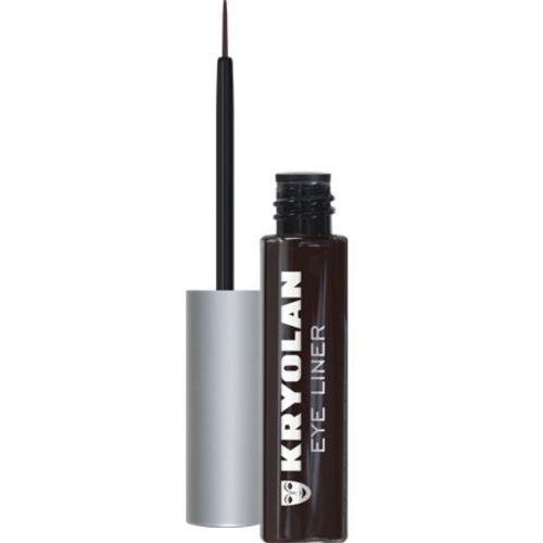 Kryolan eye liner (brown) eye liner w płynie - brown (5320)