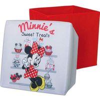 Small foot design Taboret myszka minnie - akcesoria do pokoju dziecięcego