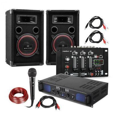 Sprzęt karaoke Elektronik-Star electronic-star