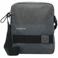 Strellson Finchley Torebka na ramię 20 cm dark grey ZAPISZ SIĘ DO NASZEGO NEWSLETTERA, A OTRZYMASZ VOUCHER Z 15% ZNIŻKĄ