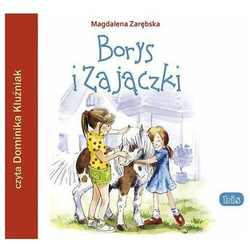 Borys i Zajączki (9788375516661)