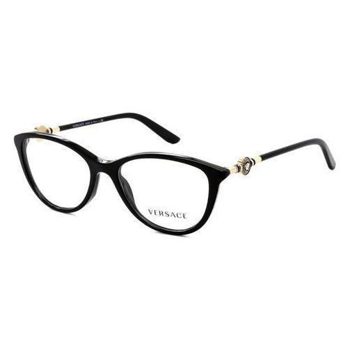 Okulary korekcyjne ve3175 gb1 Versace