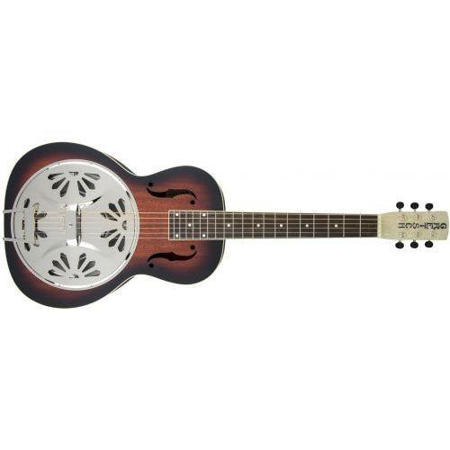 Gretsch g9230 bobtail square-neck a.e., mahogany body spider cone resonator guitar gitara akustyczna