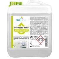 Quatrodes Forte koncentrat dezynfekcyjny do sprzętu medycznego 5 litrów, SSE-GOT-ML039