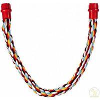 Trixie sznur z bawełny dla papugi 75 cm - darmowa dostawa od 95 zł! (4011905051628)