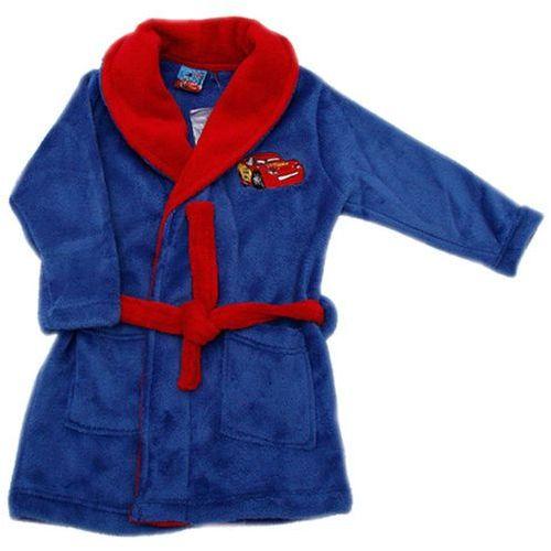9ed40d76d5a967 Disney Cars szlafrok dziecięcy Auta frotte. Granatowy, kolor niebieski