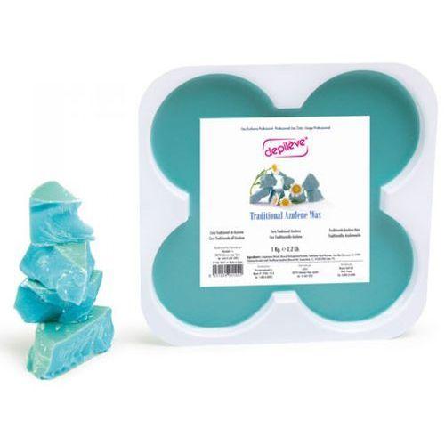 Traditional azulene wax wosk tradycyjny - azulenowy (500 g.) Depileve - Super rabat