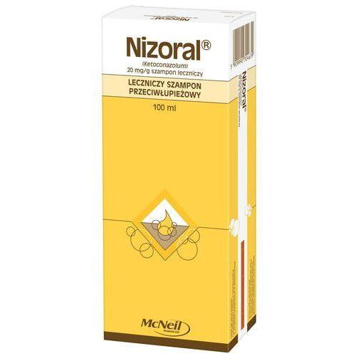 Nizoral szamp.leczn. 0,02 g/g 100 ml