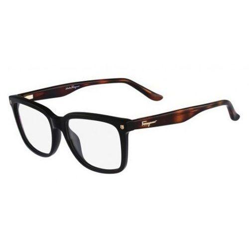 Salvatore ferragamo Okulary korekcyjne sf 2685 001