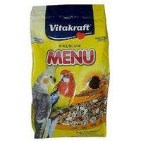 Vitakraft menu vital papuga średnia 1kg [2110621] (4008239106216)