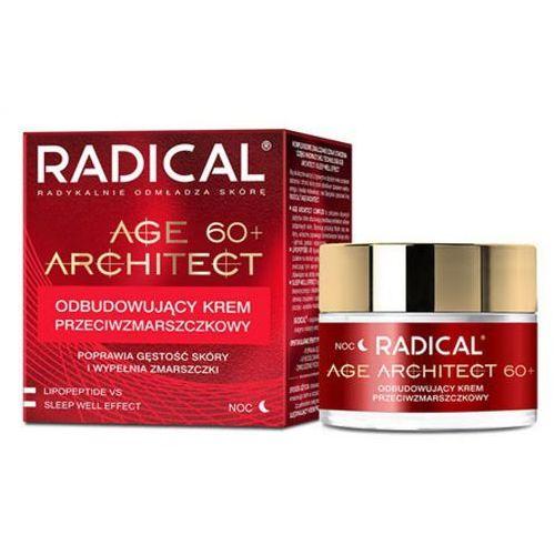 Farmona radical age architect 60+ odbudowujący krem przeciwzmarszczkowy - Sprawdź już teraz