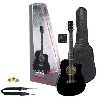 Gitary akustyczne i elektroakustyczne VGS muzyczny.pl