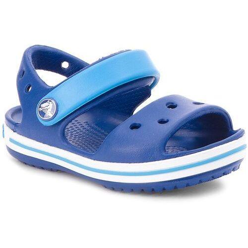 hurtownia online zegarek najlepsza obsługa Sandały - crocband sandal kids 12856 cerulean blue/ocean (Crocs)