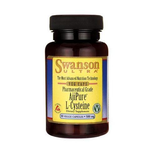 Swanson AjiPure L-Cysteine (L-Cysteina) 500mg 30 kaps