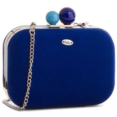 4b61e8155b3e1 Zobacz ofertę Torebka MENBUR - 6 Dazzling Blue, kolor niebieski