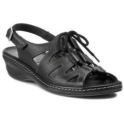Sandały COMFORTABEL - 710521 Schwarz 1