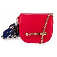 Love Moschino torebka damska crossbody JC4221-PP08-KD0-500 czerwona