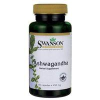 Kapsułki Swanson Ashwagandha 450 mg 100 kaps.